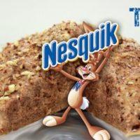 Торт Несквик
