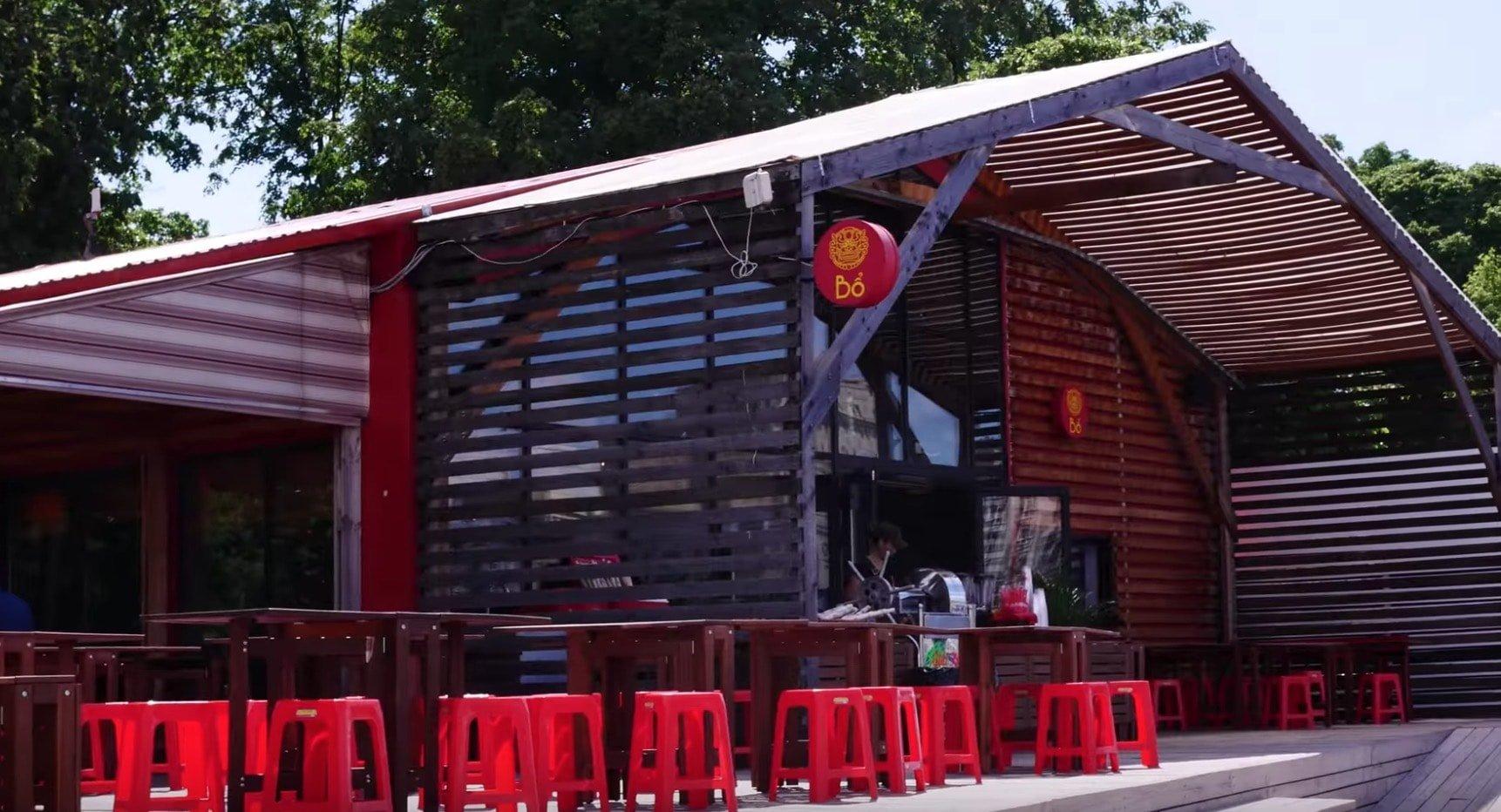 Тайский ресторан Во в Парке Горького