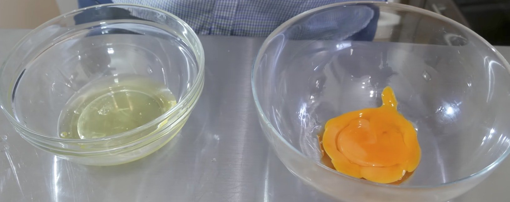 Белки отделить от желтков