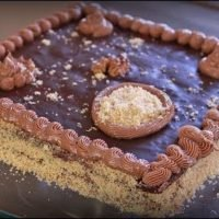 Ленинградский торт (размер 18 на 18)