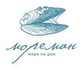 логотип доставки мореман