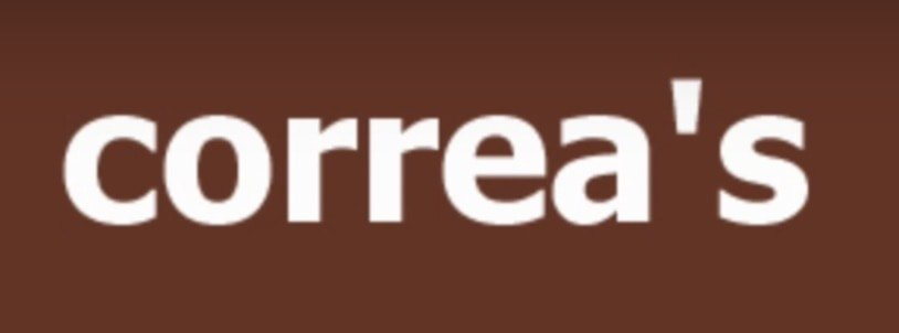 логотип ресторана Correas