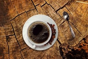 кофе с корицей
