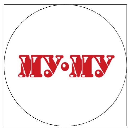 круглый логотип муму