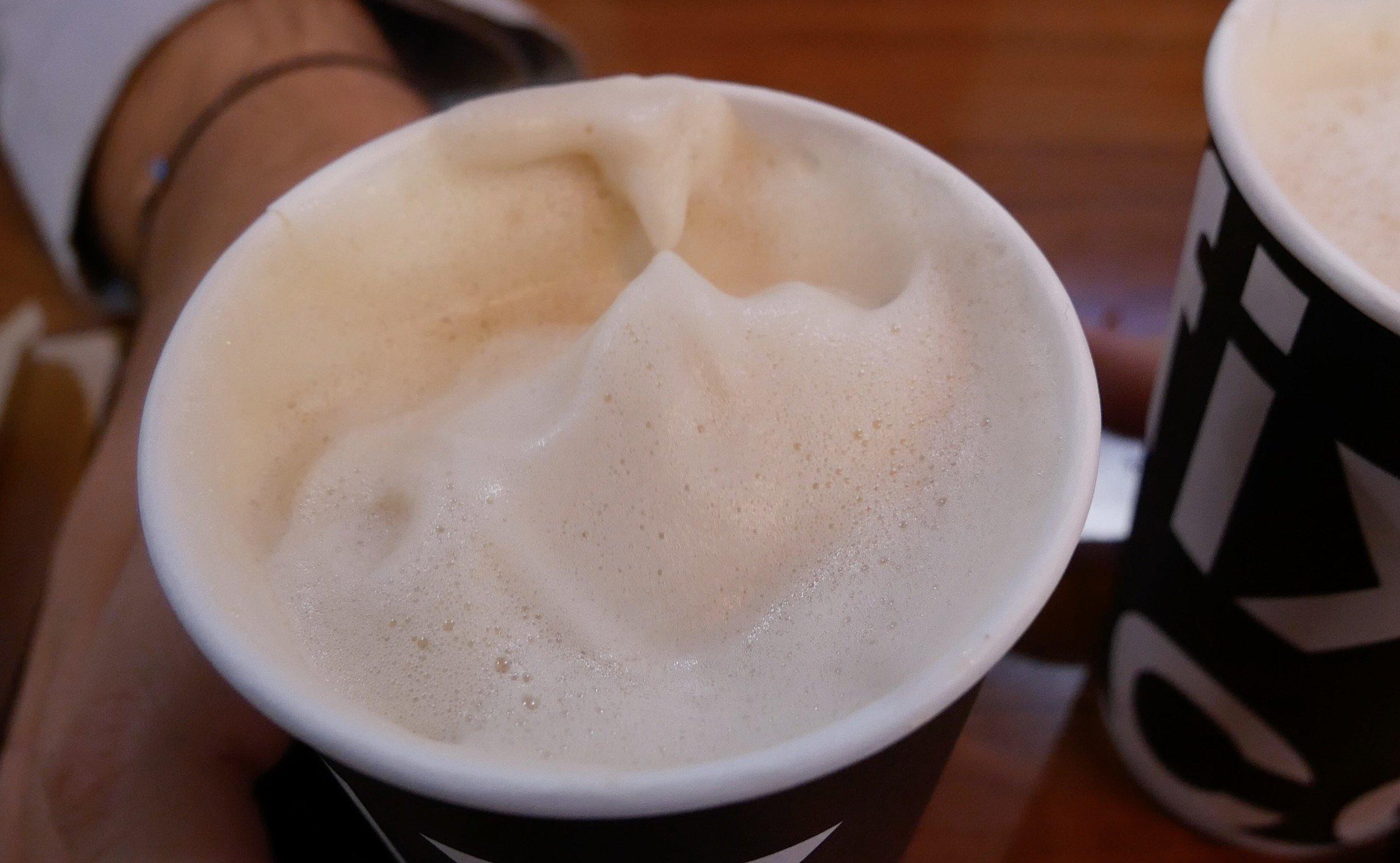 кофе раф в cofix