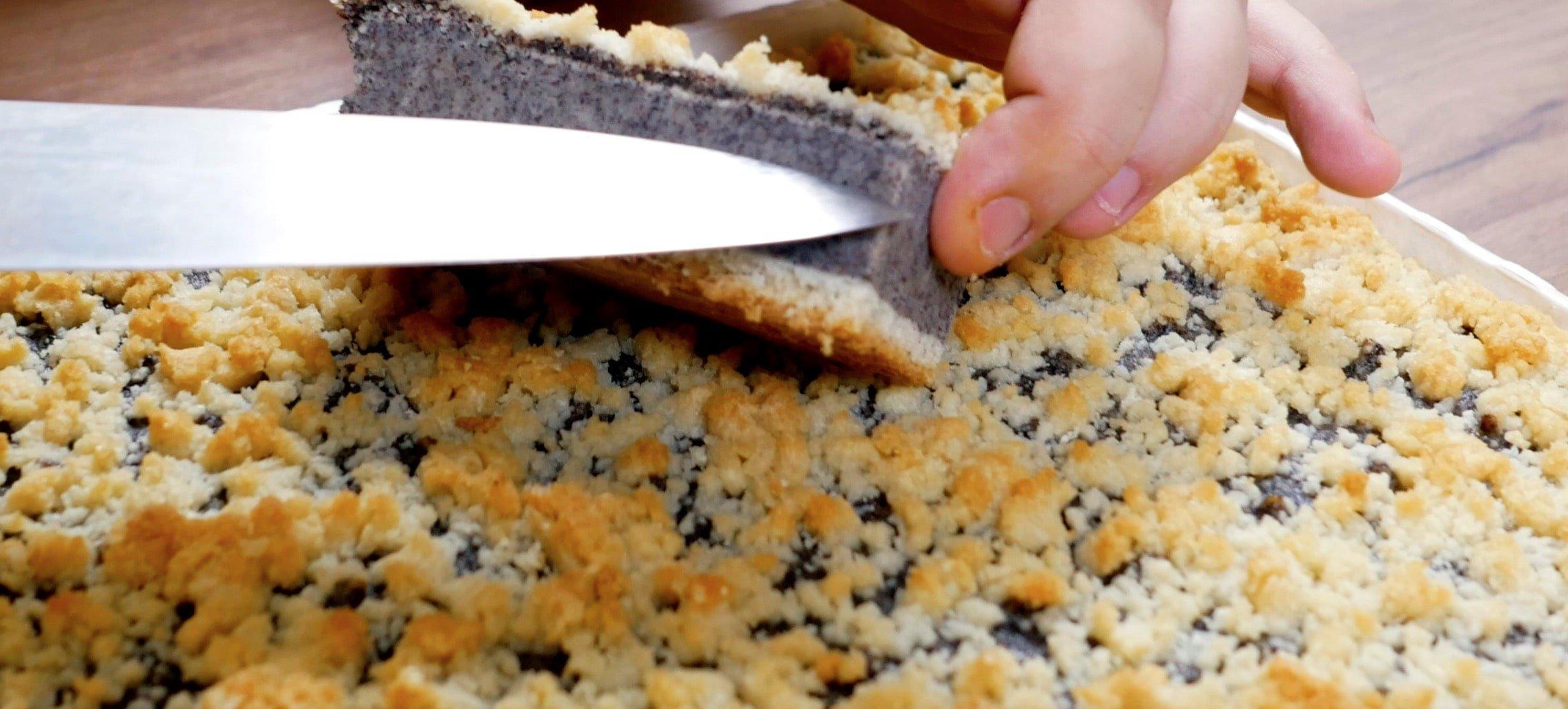 Cheese-сake.ru маковый пирог внутри