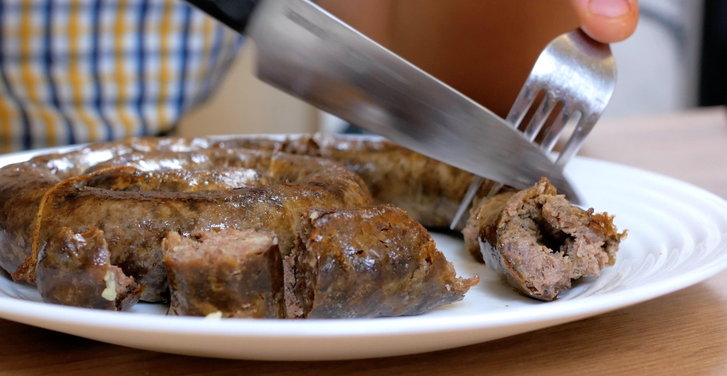 колбаса от Германа Стерлигова