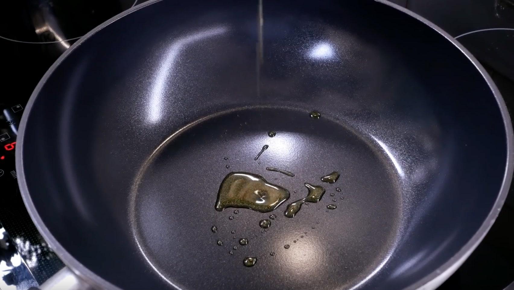 сибирская коллекция блины масло на сковородку