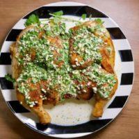 Цыпленок Чкмерули фото рецепта