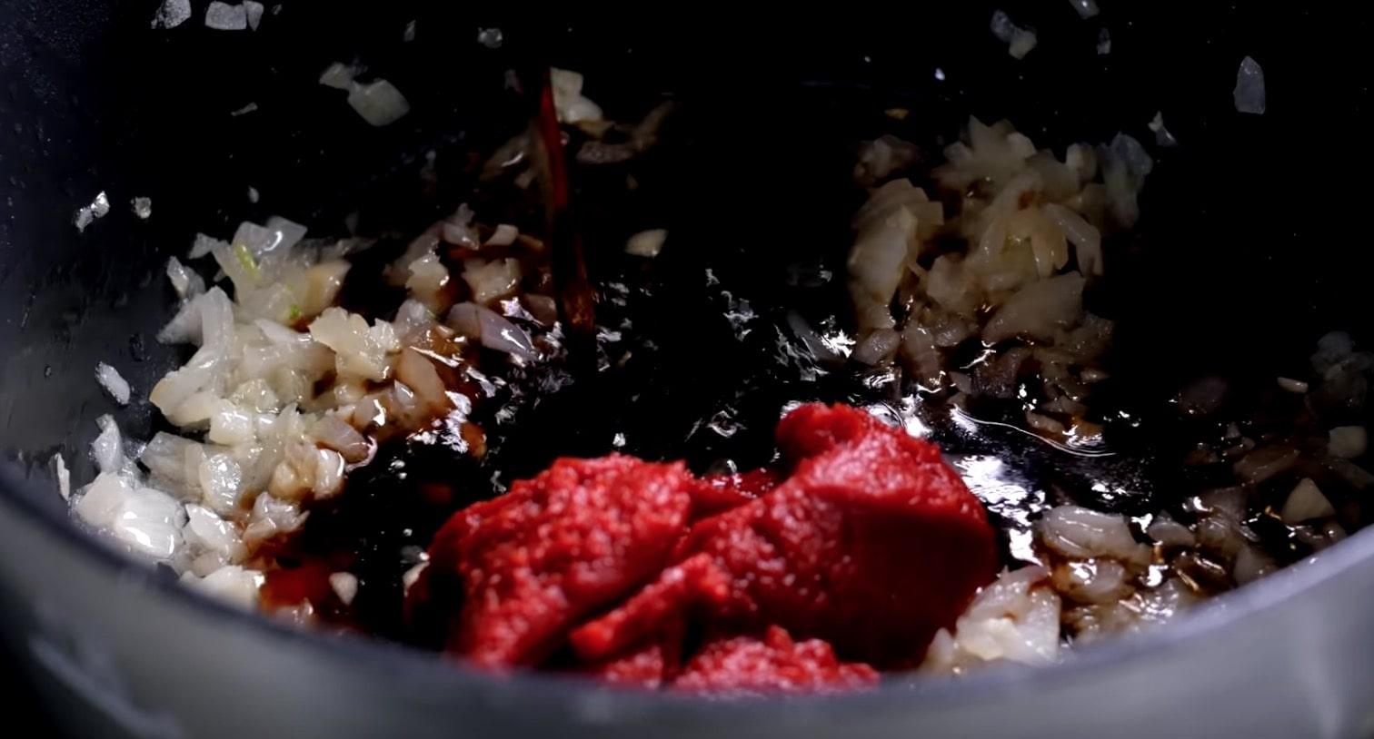 Соевый соус и винный уксус