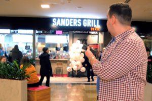 Ресторан от KFC - SANDERS GRILL by kfc. Обзор