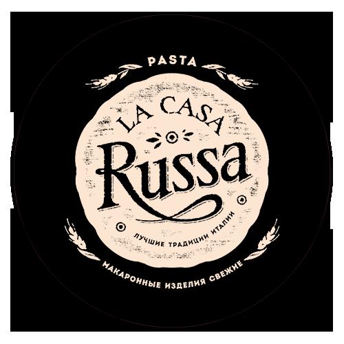 la casa russa логотип