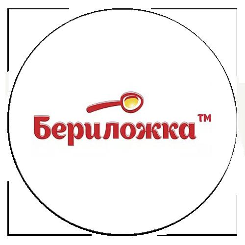 логотип компании бериложка