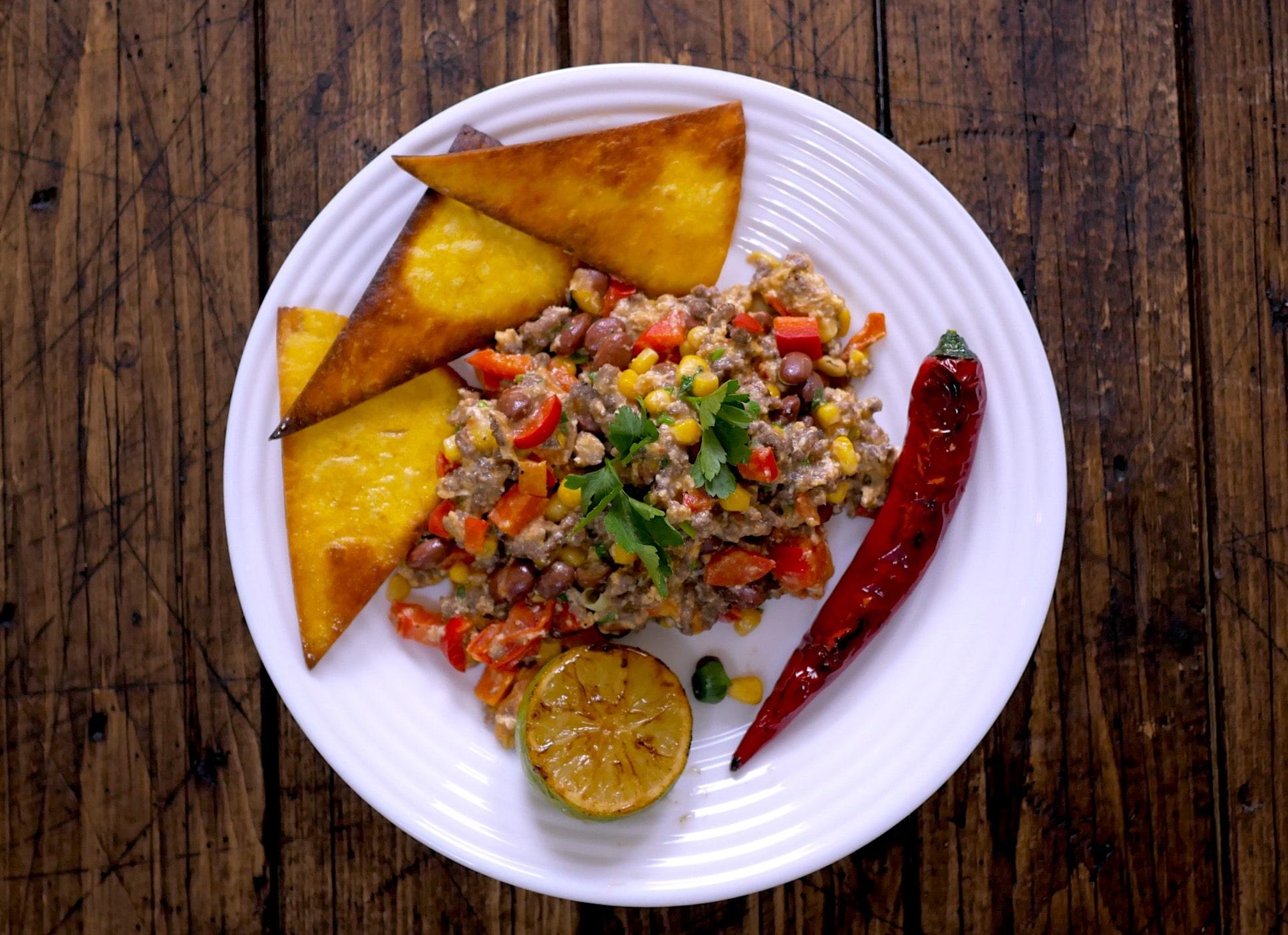 Мексиканский завтрак