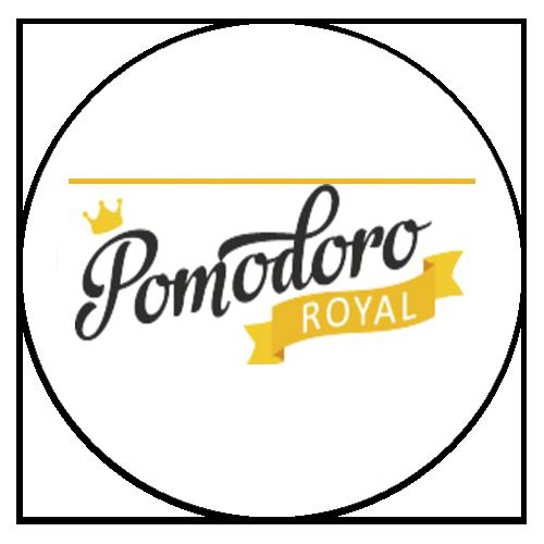 Pomodoro логотип