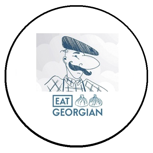 Eat Georgian логотип