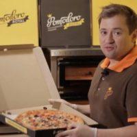 """Актер сериала """"Универ"""" и """"Саша Таня""""  открыл пиццерию """"Pomodoro"""""""