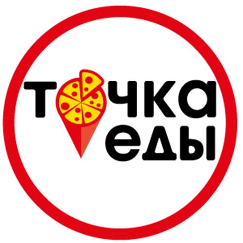 точка еды логотип