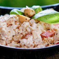 Один из любимых салатов Покашеварим. Салат Алекс