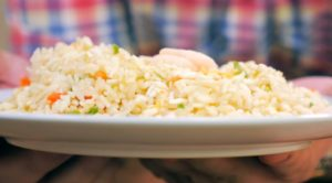 замороженный рис из Кореи