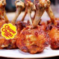 ЧУПА КУРИЦА. Куриные лолилопы *** Рецепт удобных куриных голеней