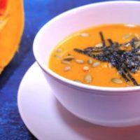 Рецепт тыквенного супа по ресторанному рецепту