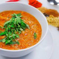 Индийский чечевичный суп Дал из Чечевицы. Готовится 30 минут
